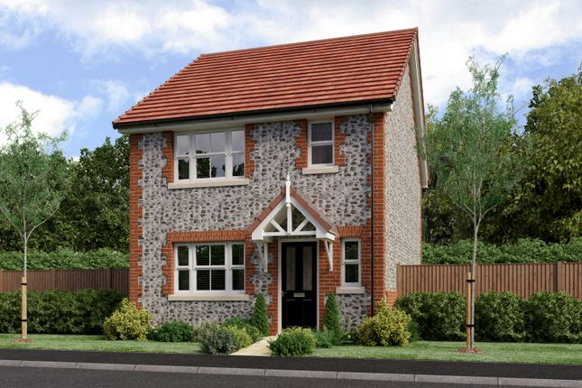 Thumbnail Semi-detached house for sale in Clappers Lane, Bracklesham Bay