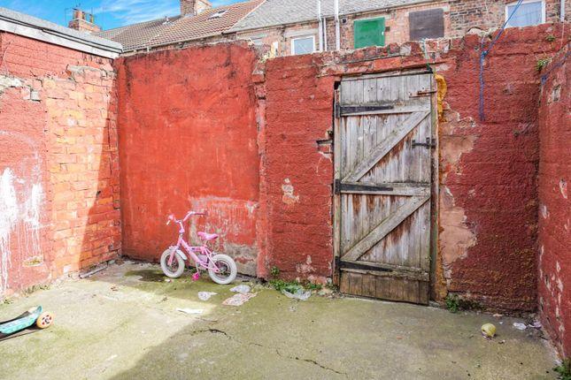 Rear Garden of Aske Road, Middlesbrough TS1