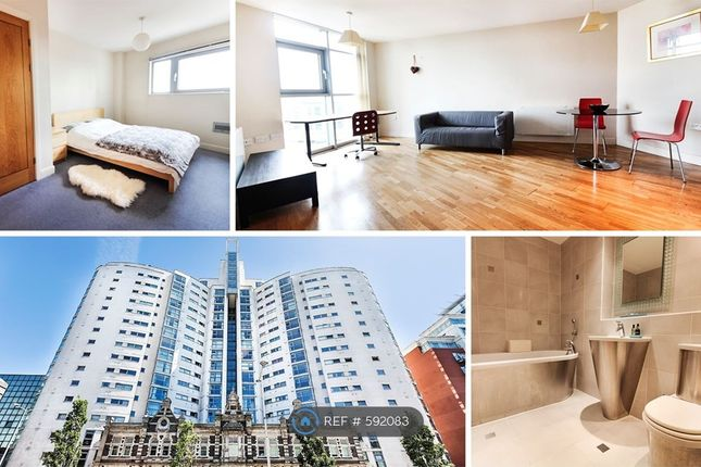 Thumbnail 2 bed flat to rent in Altolusso, Cardiff