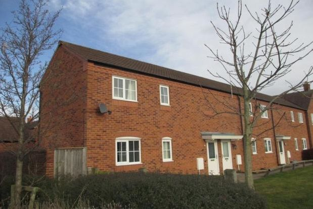 Thumbnail Property to rent in Colling Drive, Lichfield