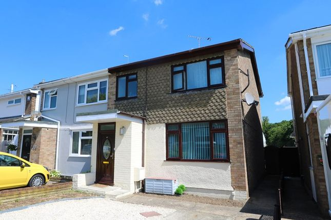 3 bed semi-detached house for sale in Prittle Close, Benfleet