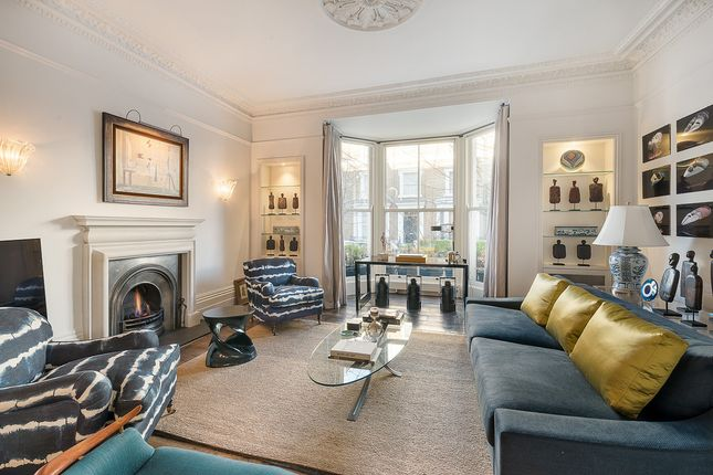 Thumbnail Property for sale in Lower Addison Gardens, Holland Park, London