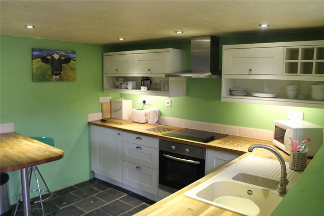 Cottage Kitchen of Howbarrow Farm, Cartmel, Grange-Over-Sands, Cumbria LA11