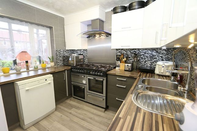 Kitchen of Becontree Avenue, Romford, Essex RM8