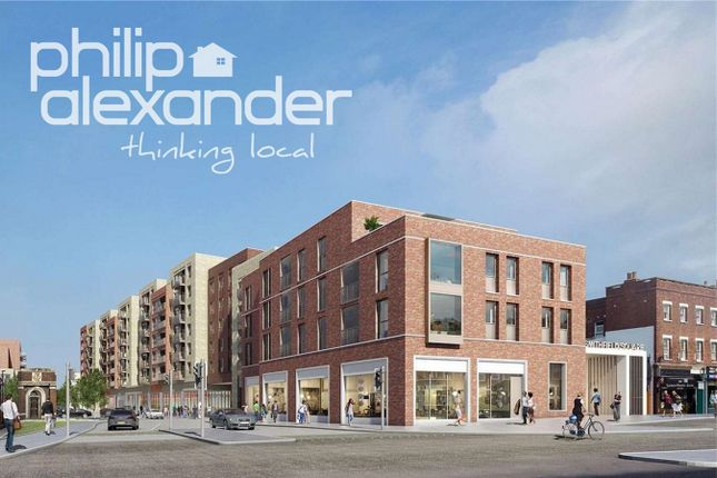 Thumbnail Flat for sale in Cooper Court, Smithfield Square, Hornsey