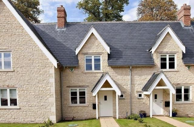 Thumbnail Terraced house to rent in Bladon, Woodstock