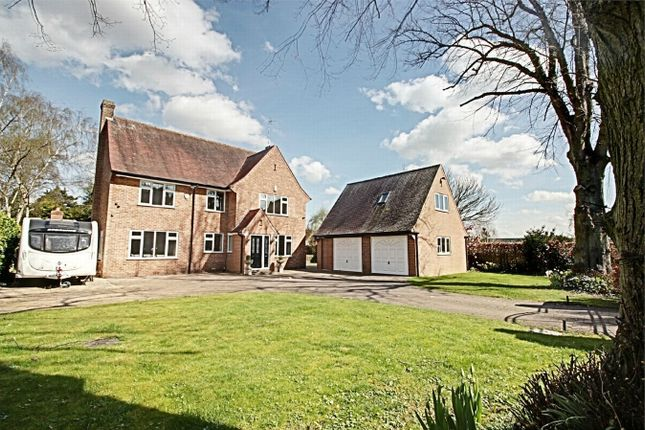 Thumbnail Detached house for sale in May Lodge Drive, Rufford, Newark, Nottinghamshire