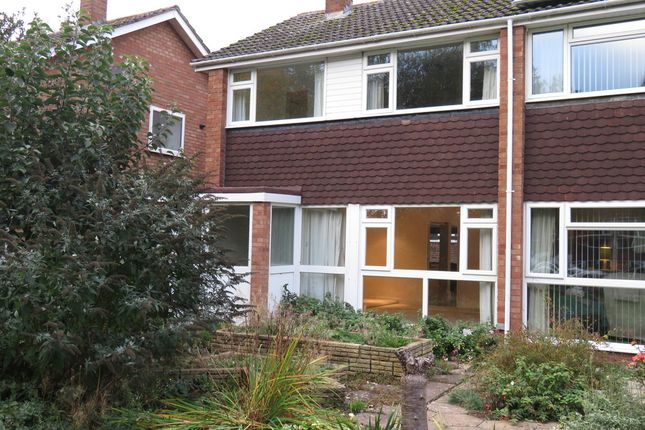 Thumbnail Semi-detached house to rent in Dewpond Close, Holmer, Hereford