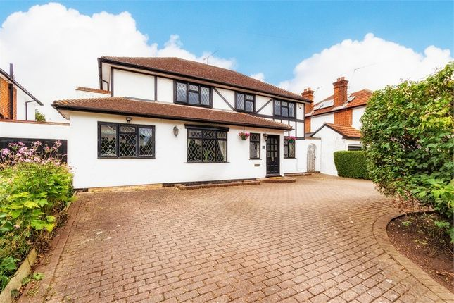 Thumbnail Detached house for sale in Syke Cluan, Richings Park, Buckinghamshire