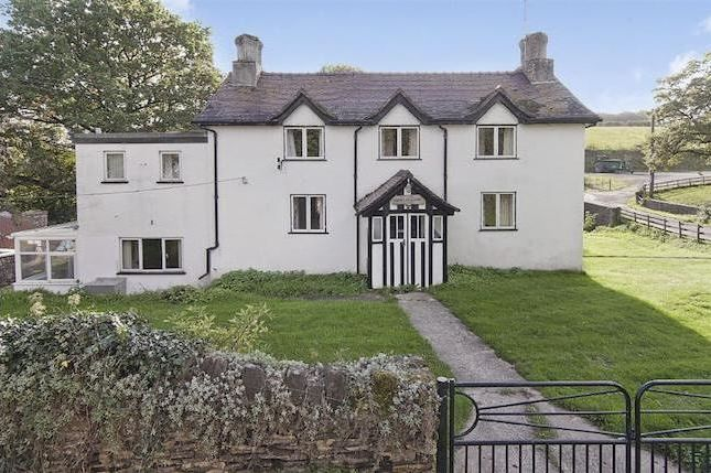 Thumbnail Detached house to rent in St. Maughans, Monmouth