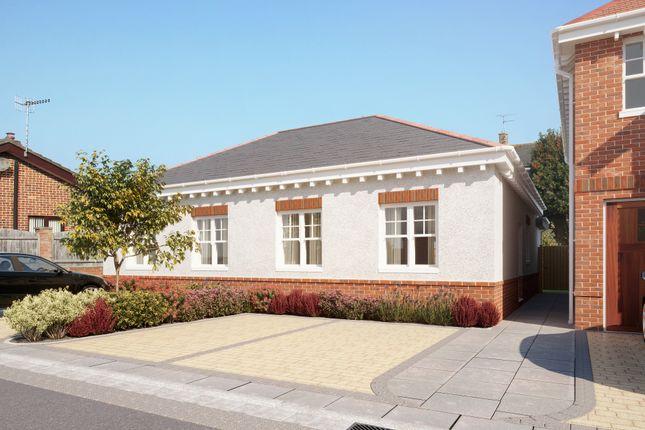 Thumbnail Semi-detached bungalow for sale in Dorchester Road, Upton, Poole