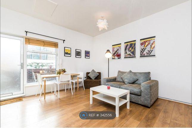 Thumbnail Flat to rent in Mowlem Street, London
