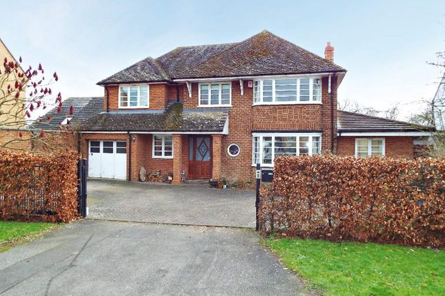 Thumbnail Detached house for sale in Easton Lane, Bozeat, Northamptonshire