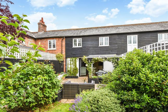 Thumbnail Terraced house for sale in St. Mary Bourne, Andover