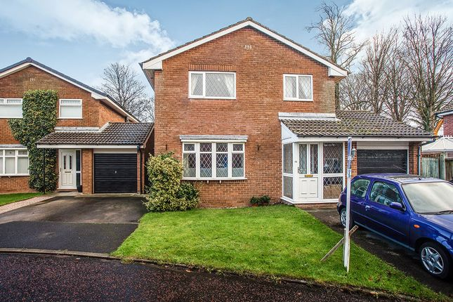Thumbnail Detached house for sale in Camborne Avenue, Carnforth