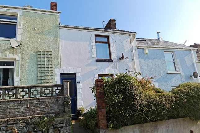 Thumbnail 2 bed terraced house for sale in Clifton Hill, Swansea, City And County Of Swansea.