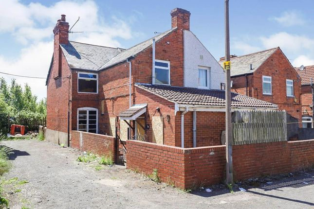 3 bed end terrace house for sale in Doe Quarry Terrace, Dinnington, Sheffield, South Yorkshire S25