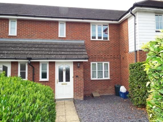 Thumbnail Terraced house for sale in Island Way East, St. Marys Island, Chatham, Kent