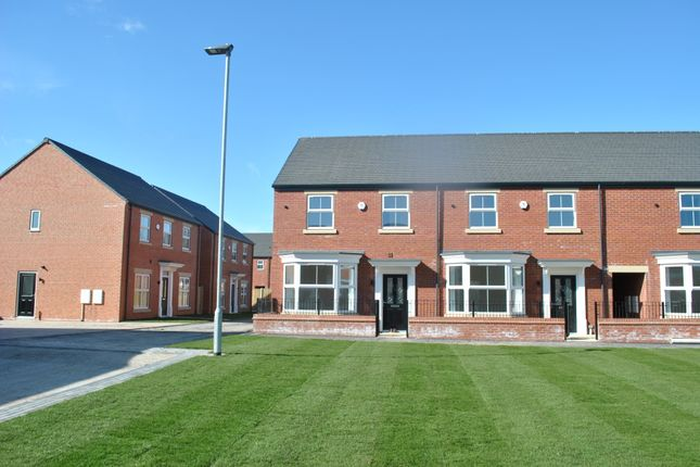 Thumbnail Mews house to rent in Thornesgate Gardens, Thornes, Wakefield