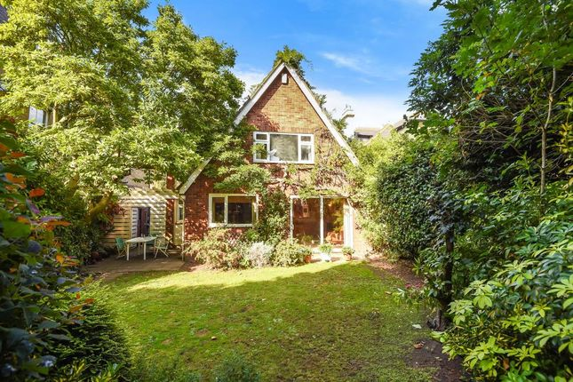 Thumbnail Detached house for sale in Richmond, Surrey