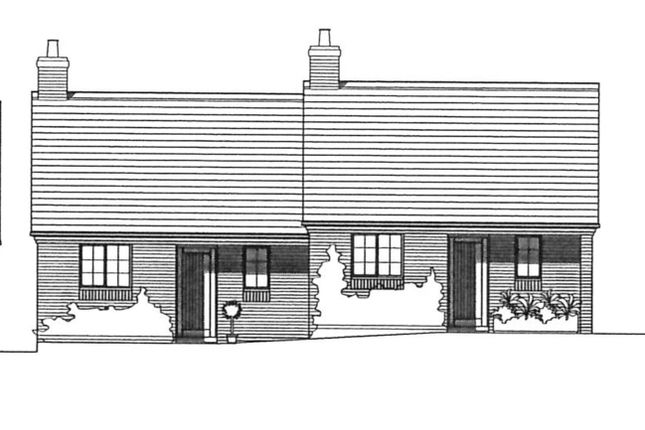 Thumbnail Semi-detached bungalow for sale in Heath Lane, Earl Shilton, Leicester