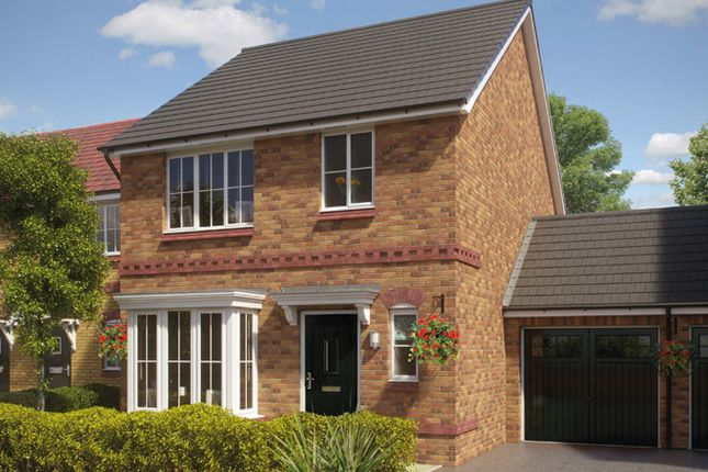 Thumbnail Link-detached house for sale in Silkin Green, Hinkshay Road, Telford
