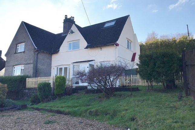 Thumbnail Semi-detached house for sale in Belle Vue, Ebbw Vale, Gwent