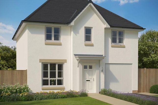 "4 bed detached house for sale in ""Fenton"" at Ayton Park South, East Kilbride, Glasgow G74"