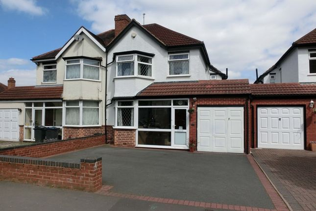 3 bed semi-detached house for sale in Boyleston Road, Hall Green, Birmingham