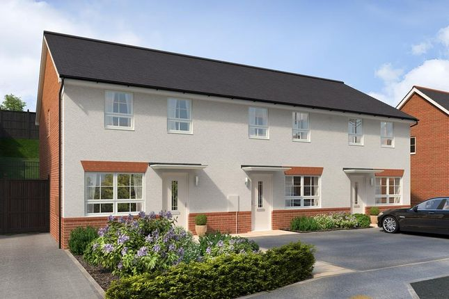 """Thumbnail End terrace house for sale in """"Maidstone"""" at Chudleigh Road, Alphington, Exeter"""