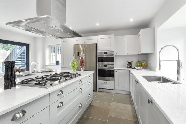 Thumbnail Detached house for sale in The Street, West Horsley, Leatherhead, Surrey