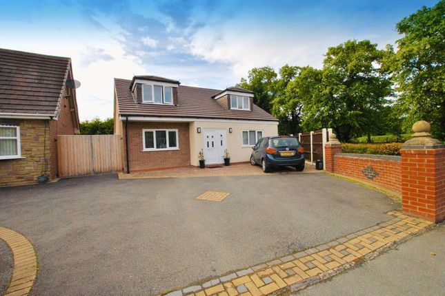 Thumbnail Detached bungalow for sale in Long Lane South, Middlewich, 0At