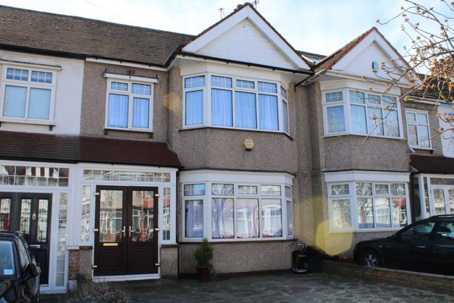 Thumbnail Terraced house for sale in Gants Hill, Ilford, Essex
