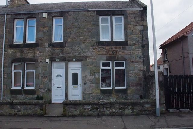 Thumbnail Flat to rent in Pottery Street, Kirkcaldy, Fife