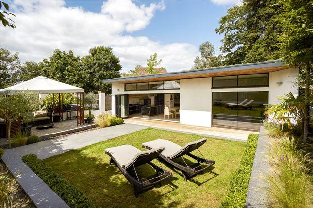 Thumbnail Detached bungalow for sale in Bassett Drive, Reigate, Surrey