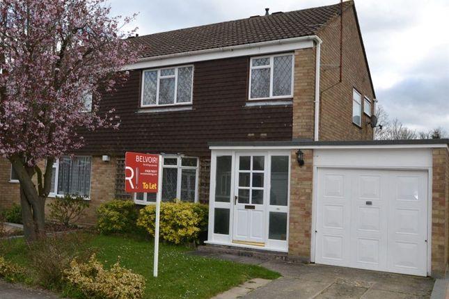 Thumbnail Property to rent in Pigott Road, Wokingham
