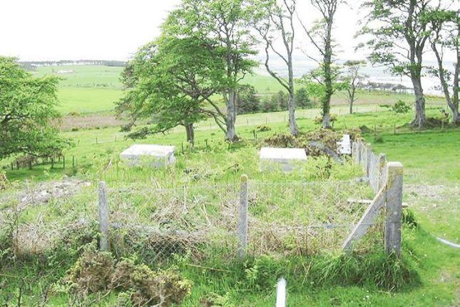 Land for sale in Castlecraig Sr, Nigg, Tain IV191Qs