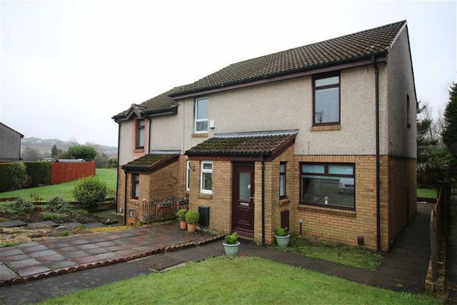 Thumbnail End terrace house for sale in Bournemouth Road, Gourock, Renfrewshire