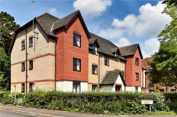 Thumbnail Flat for sale in Tamworth Drive, Fleet, Hampshire