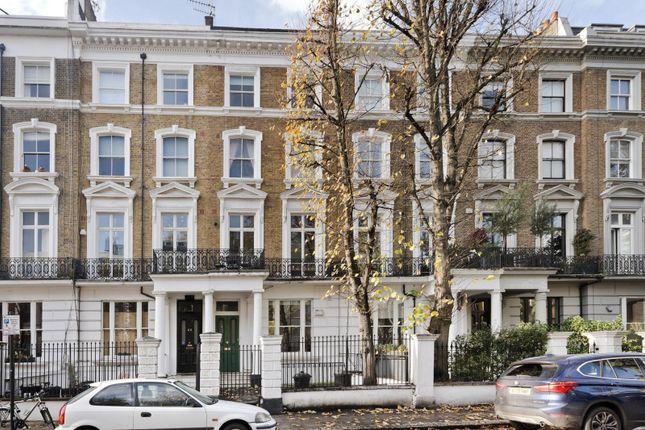 Exterior of Leamington Road Villas, London W11