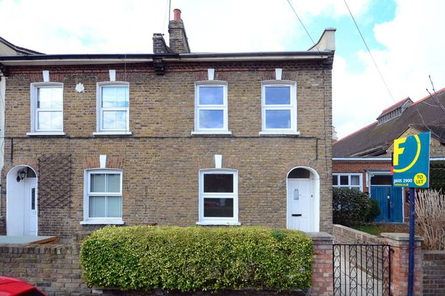 Thumbnail Property to rent in Norman Road, Wimbledon