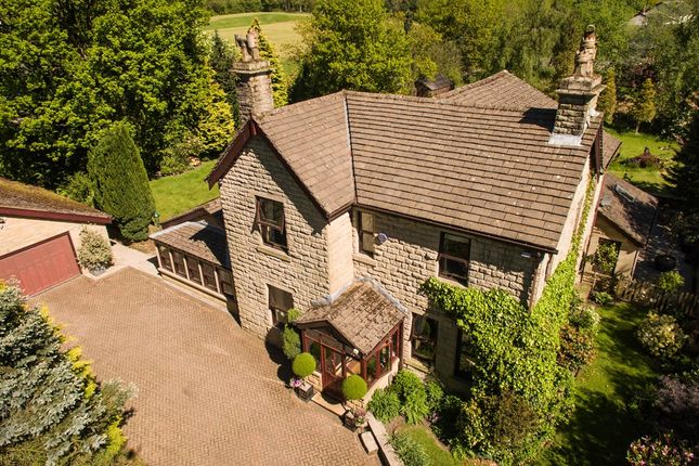 Thumbnail Detached house for sale in Hollymount Lane, Greenmount, Bury