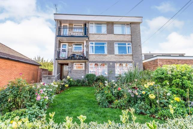 Thumbnail Flat for sale in Oakley Road, Southampton