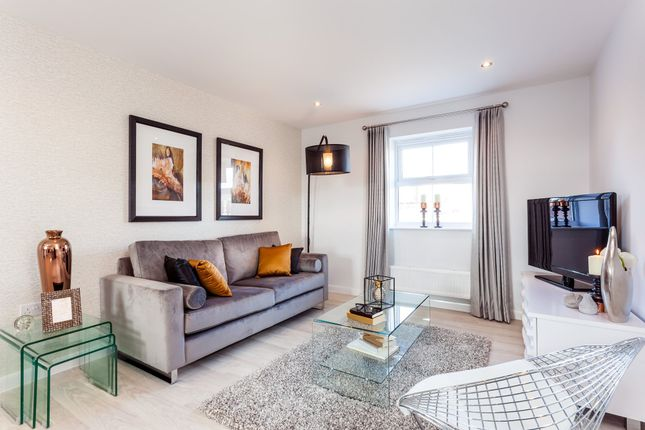 """Thumbnail Flat for sale in """"Admiral House"""" at Queen Elizabeth Road, Nuneaton"""
