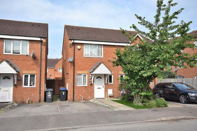 2 bed semi-detached house for sale in Marvills Mill Road, Northampton NN4
