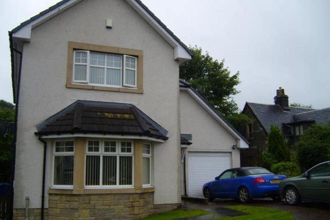 Thumbnail Detached house to rent in Barwood Drive, Erskine
