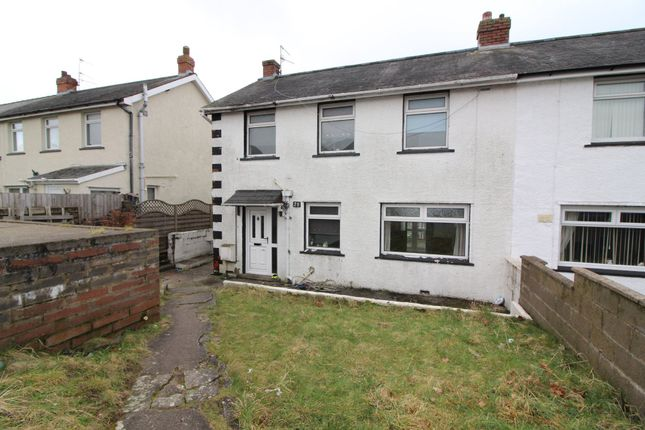 Thumbnail Semi-detached house for sale in Bronawelon Terrace, Swffryd, Newport
