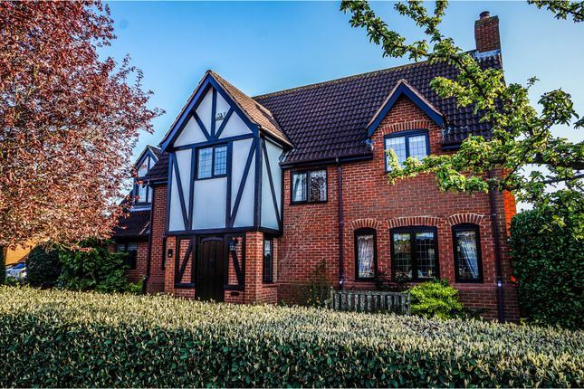 Thumbnail Detached house for sale in Berrystead, Caldecotte