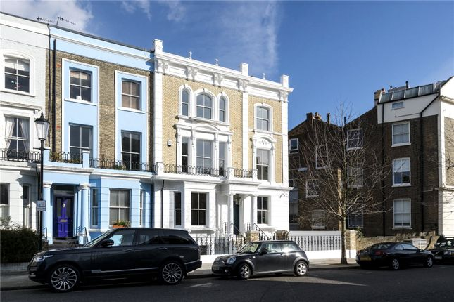Thumbnail Terraced house for sale in St. Lawrence Terrace, London