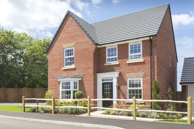 "Thumbnail Detached house for sale in ""Holden"" at Jessop Court, Waterwells Business Park, Quedgeley, Gloucester"